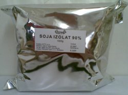 KITTY SOJA IZOLAT 90% 1000 g.